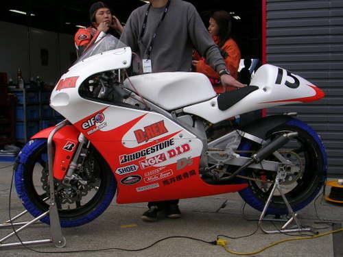 D;REX 2007 その2