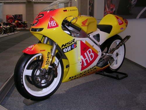 HB NSR250