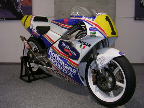 Ruca NSR250